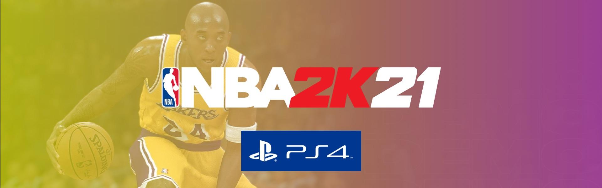 NBA2K21PS4