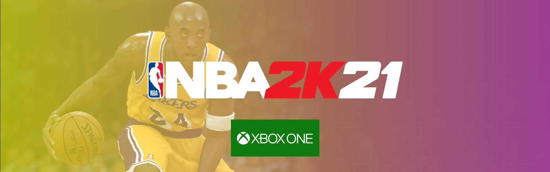 NBA2K21XBOX