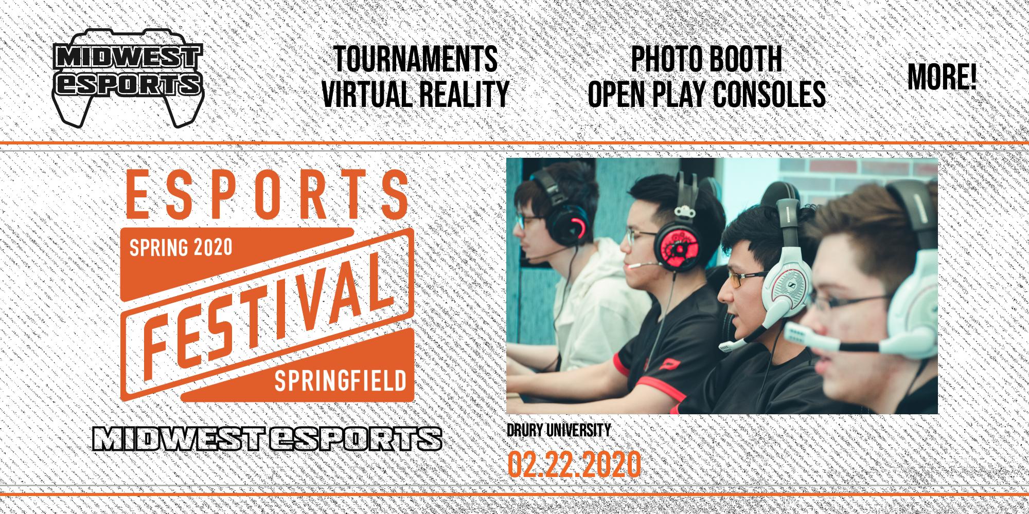 Springfield Esports Festival