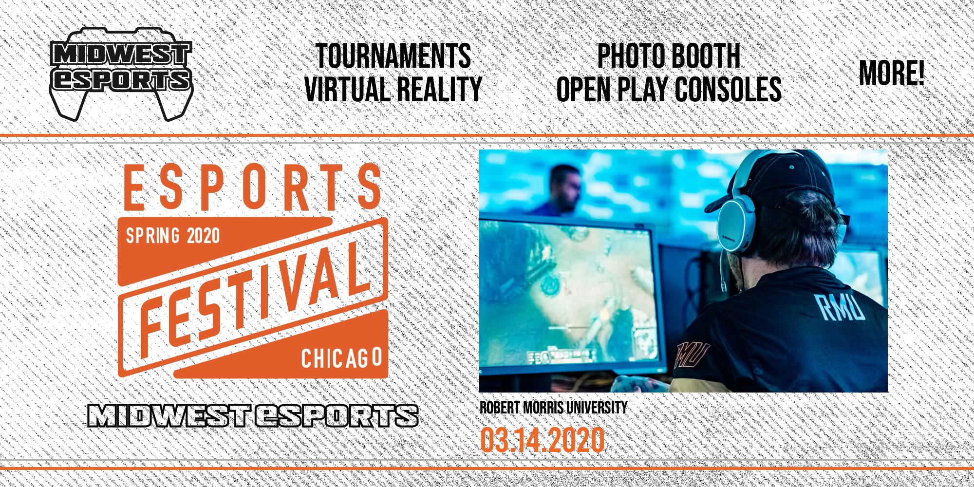 Chicago Esports Festival
