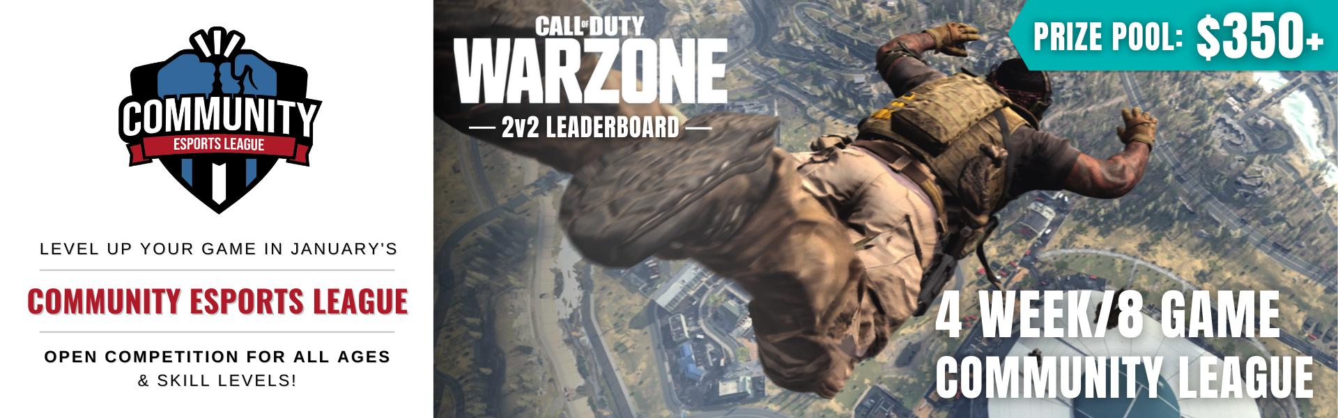 Call of Duty Warzone: January 21
