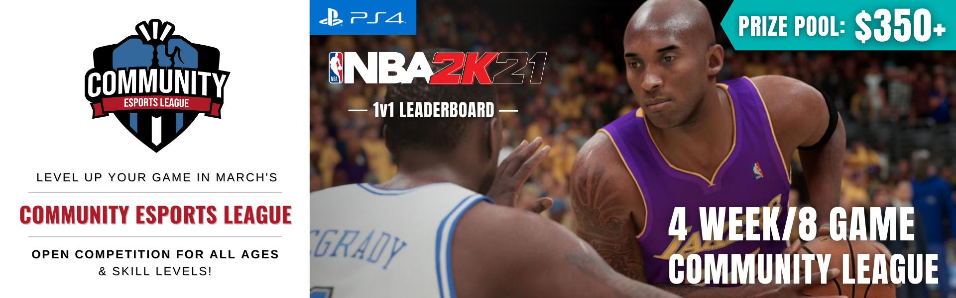 NBA2K21: March – PS4