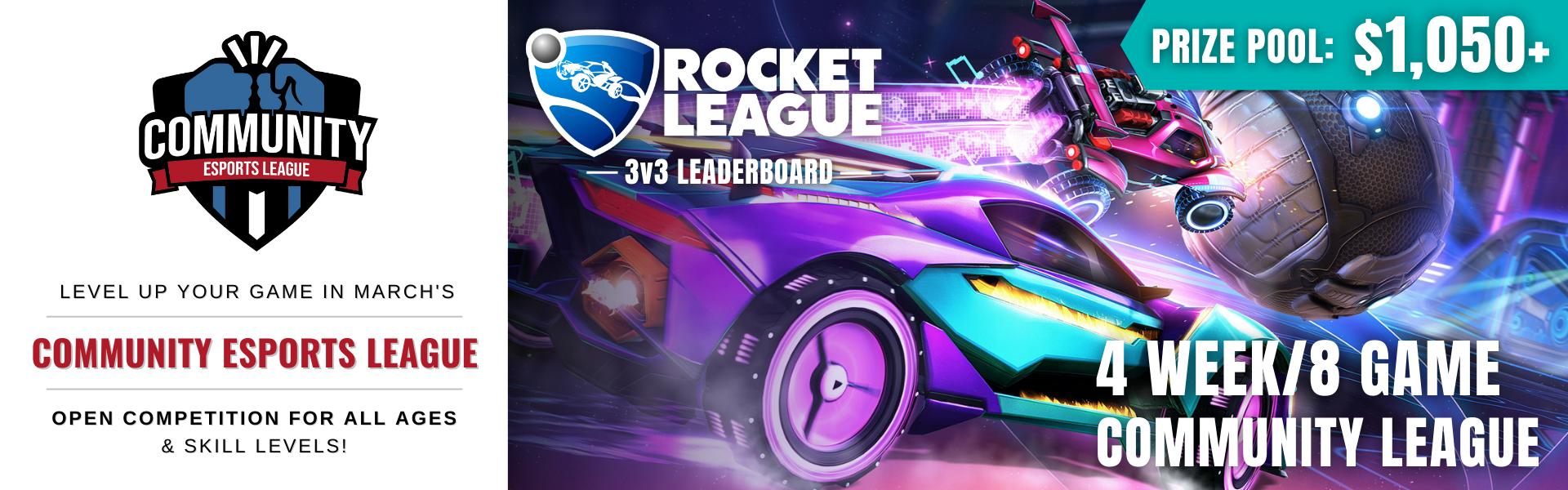 Rocket League: March