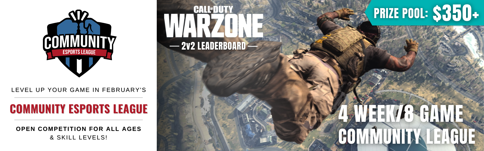 Call of Duty Warzone: February 21