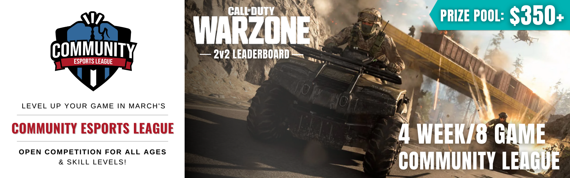Call of Duty Warzone: March