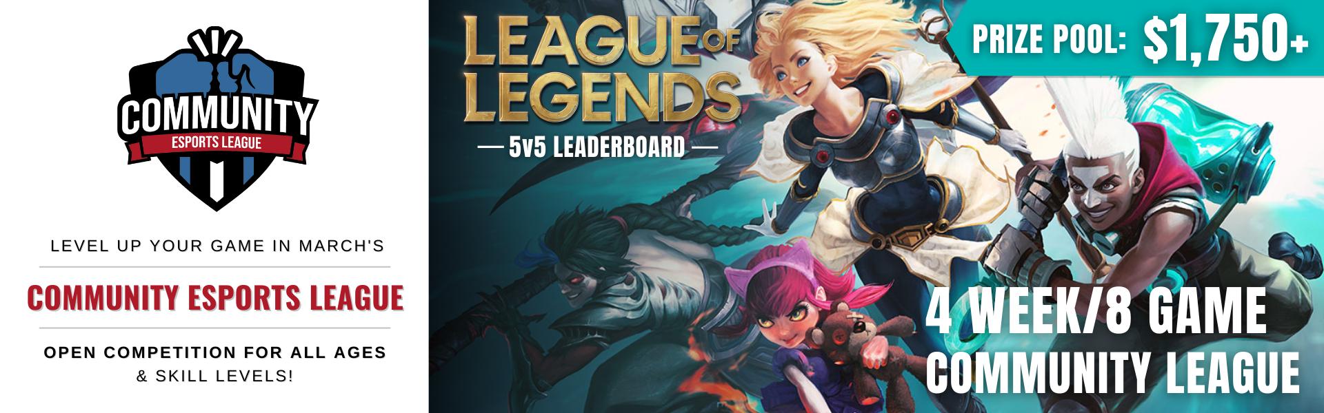 League of Legends: March