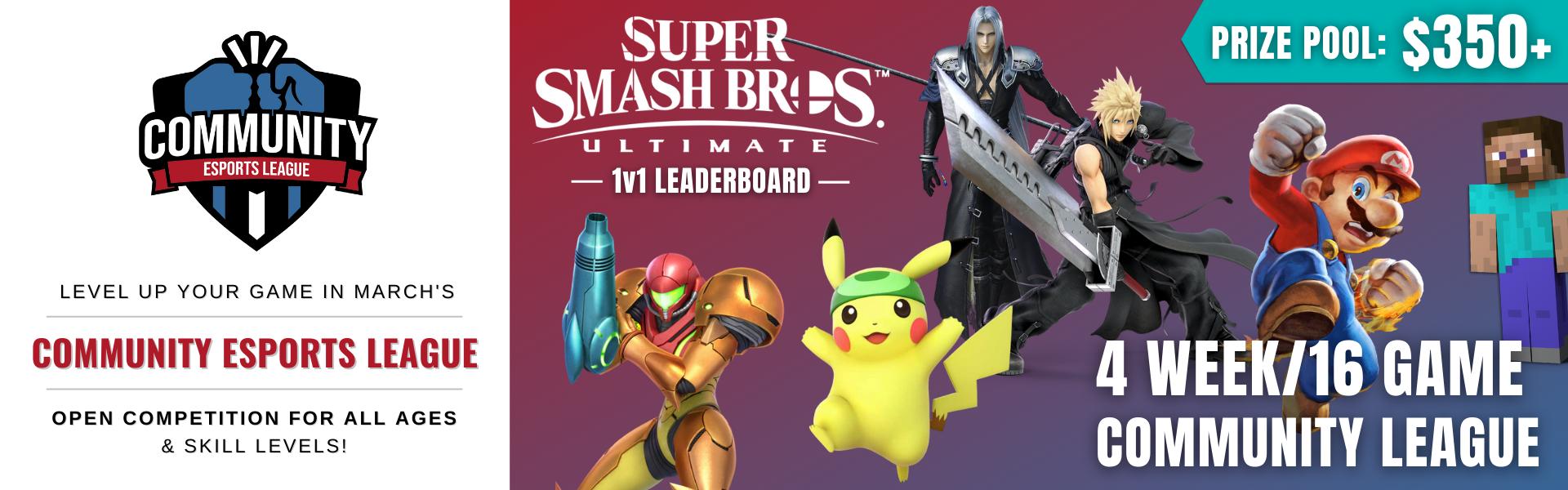 Super Smash Bros. Ultimate: March