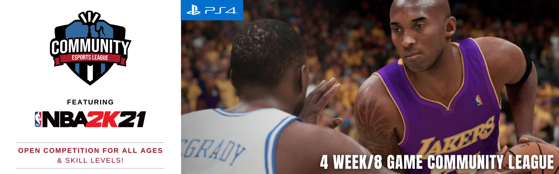 NBA2K21: May 2021 – PS4