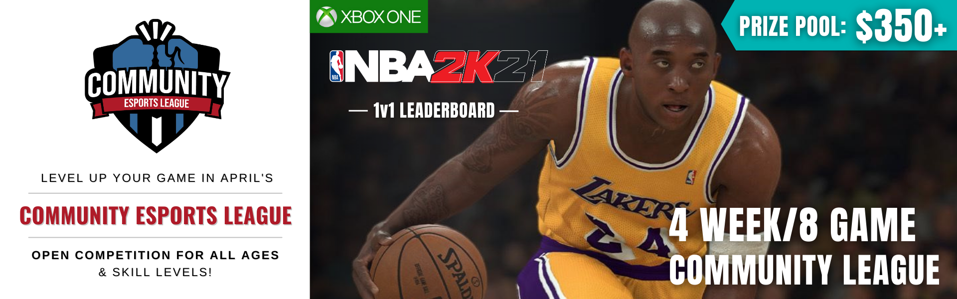 April CEL: Featuring NBA2K21 - Xbox One