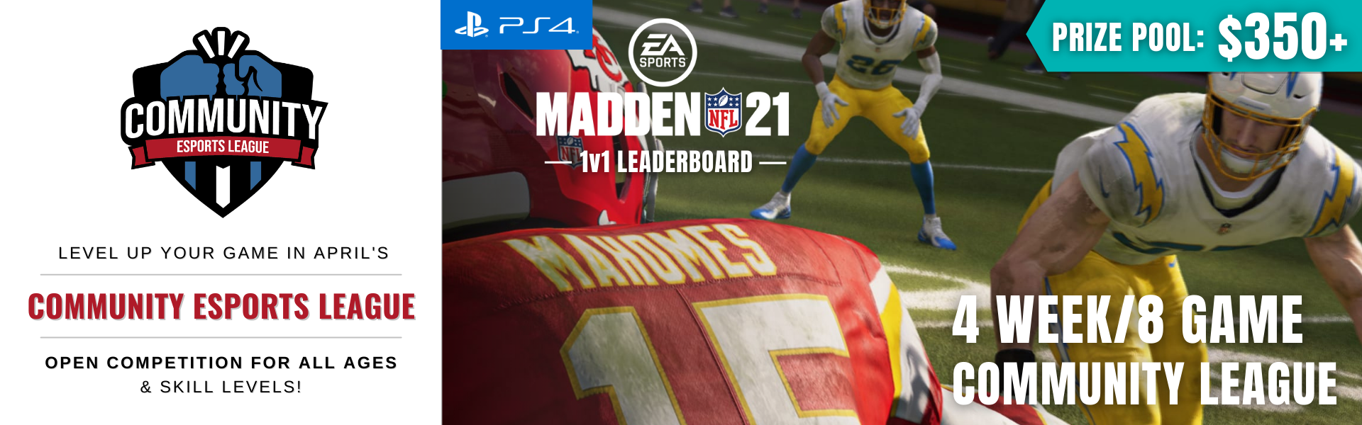 April CEL: Featuring Madden 21 - PS4