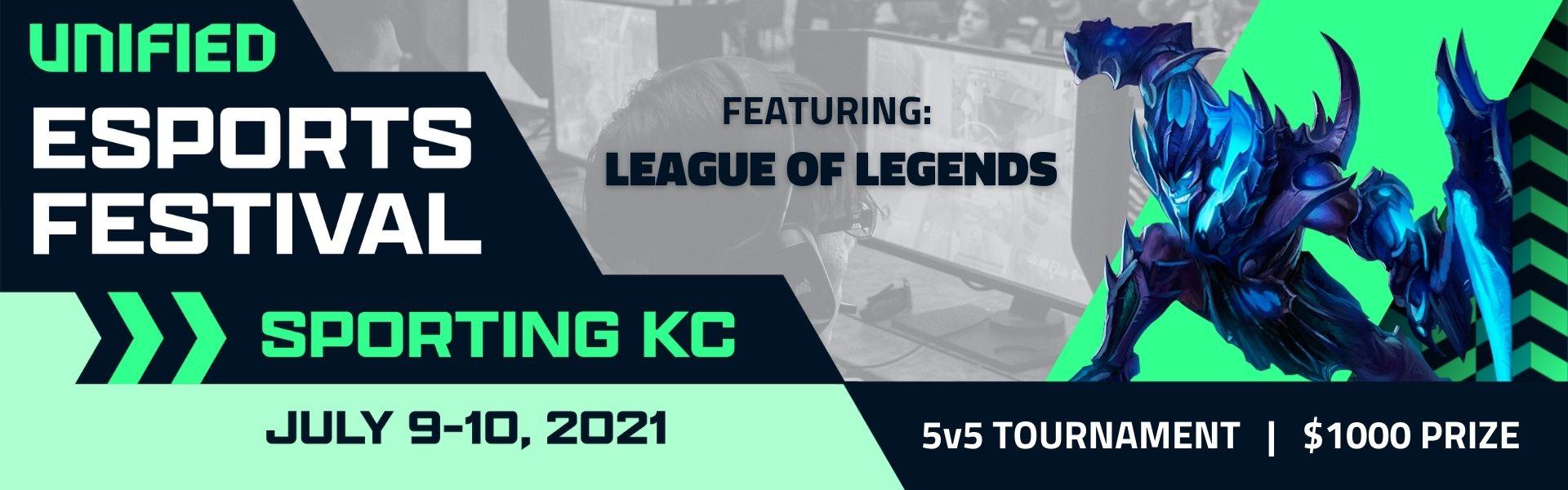 EF:SKC Featuring League of Legends (PC)