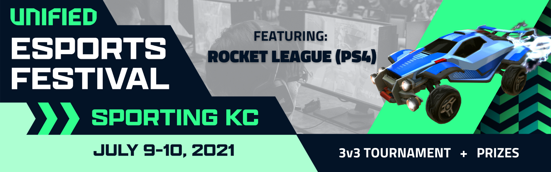 EF:SKC Featuring Rocket League (PS4)