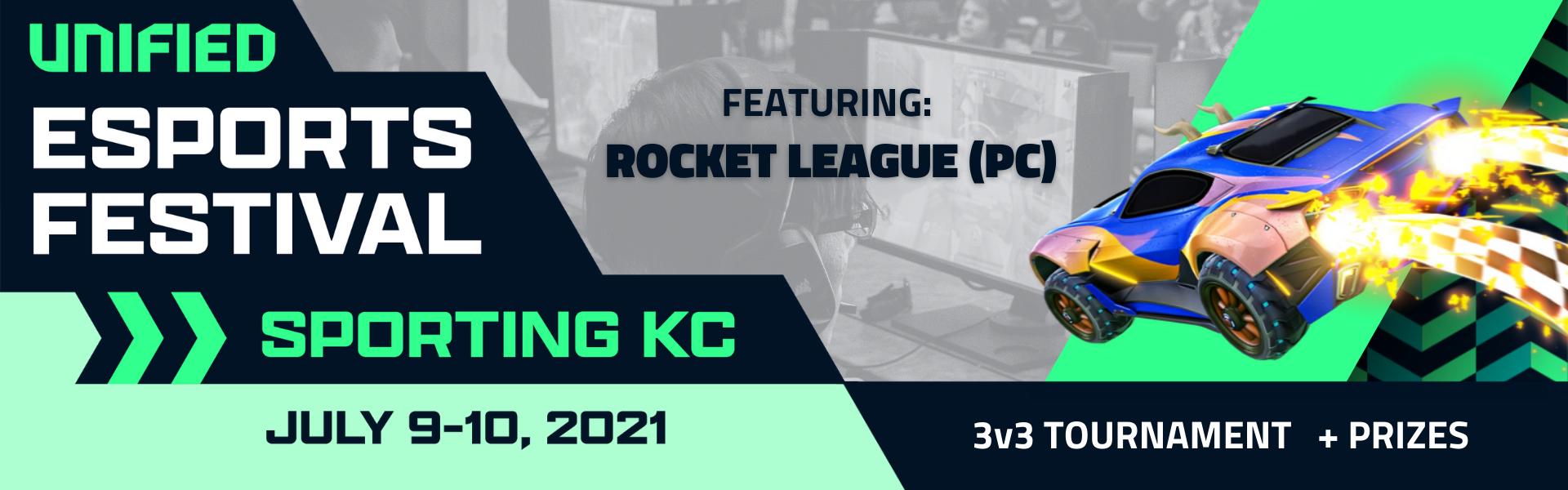 EF:SKC Featuring Rocket League (PC)