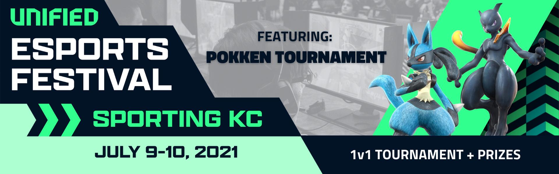 EF:SKC Featuring Pokkén Tournament (Switch)