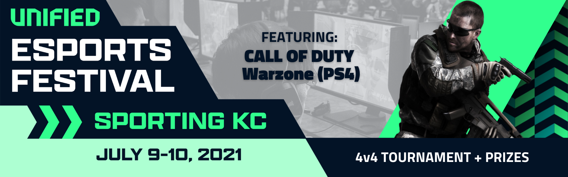 EF:SKC Featuring Call of Duty: Warzone (PS4)