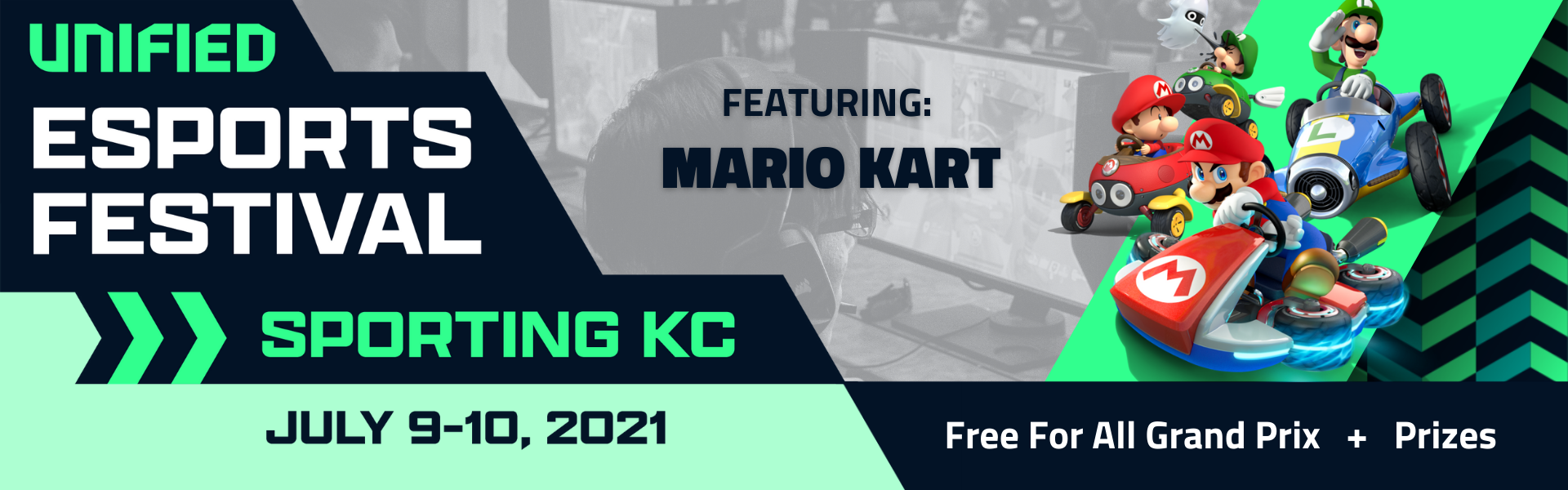 EF:SKC Featuring Mario Kart 8 Deluxe (Switch)