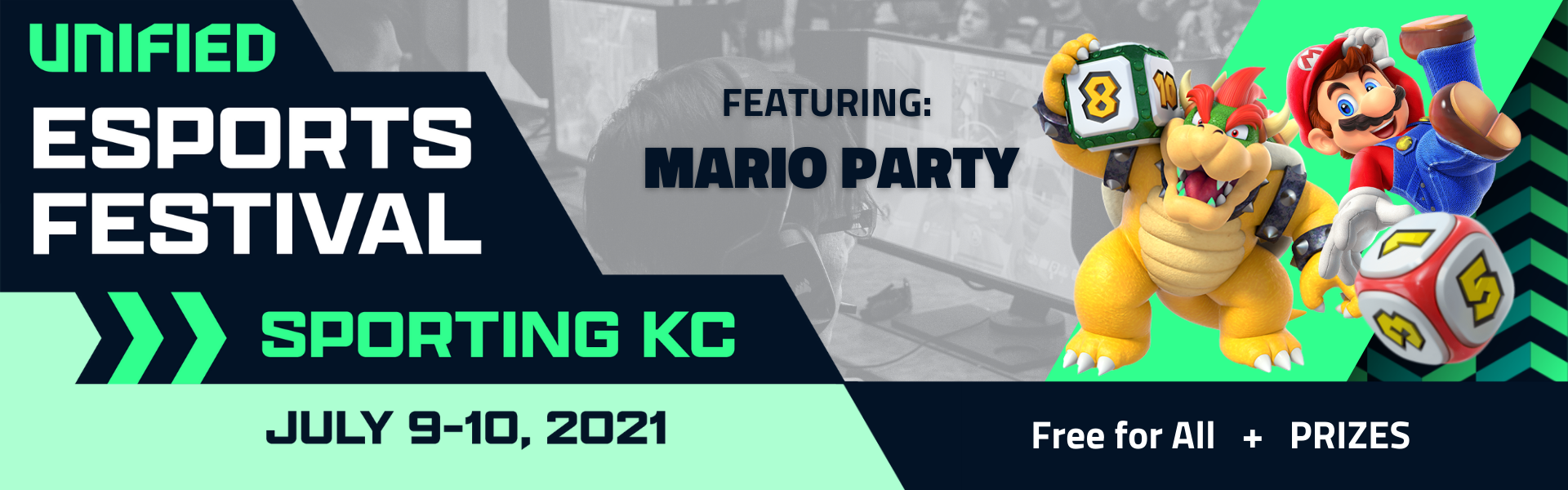 EF:SKC Featuring Super Mario Party (Switch)