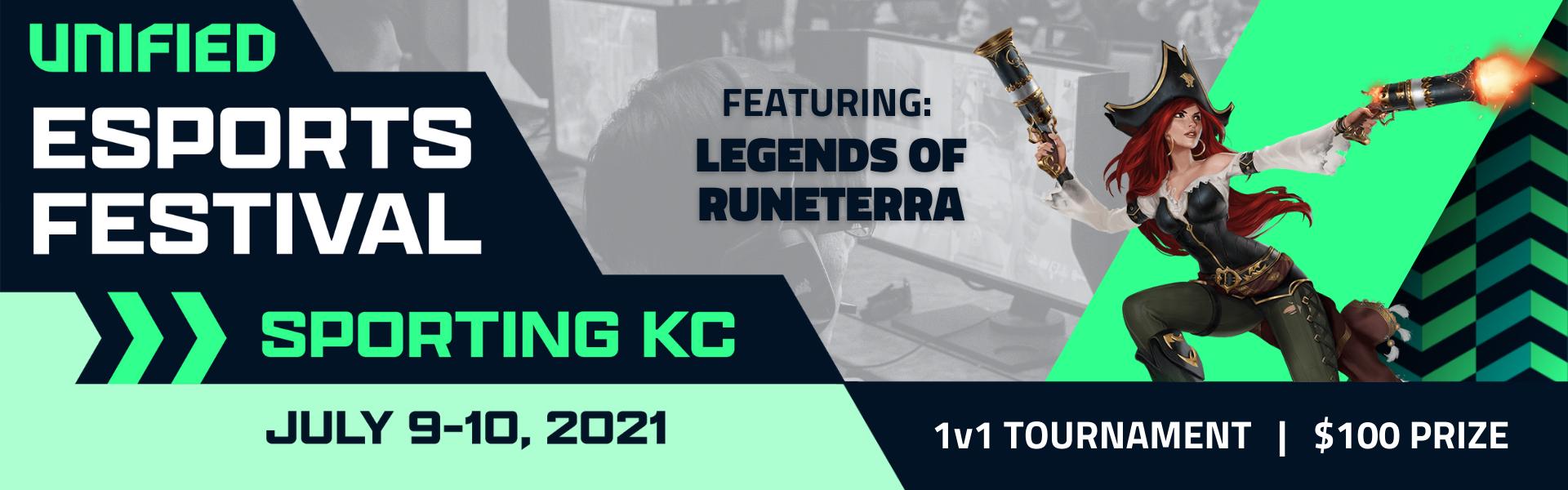 EF:SKC Featuring Legends of Runeterra (Mobile)