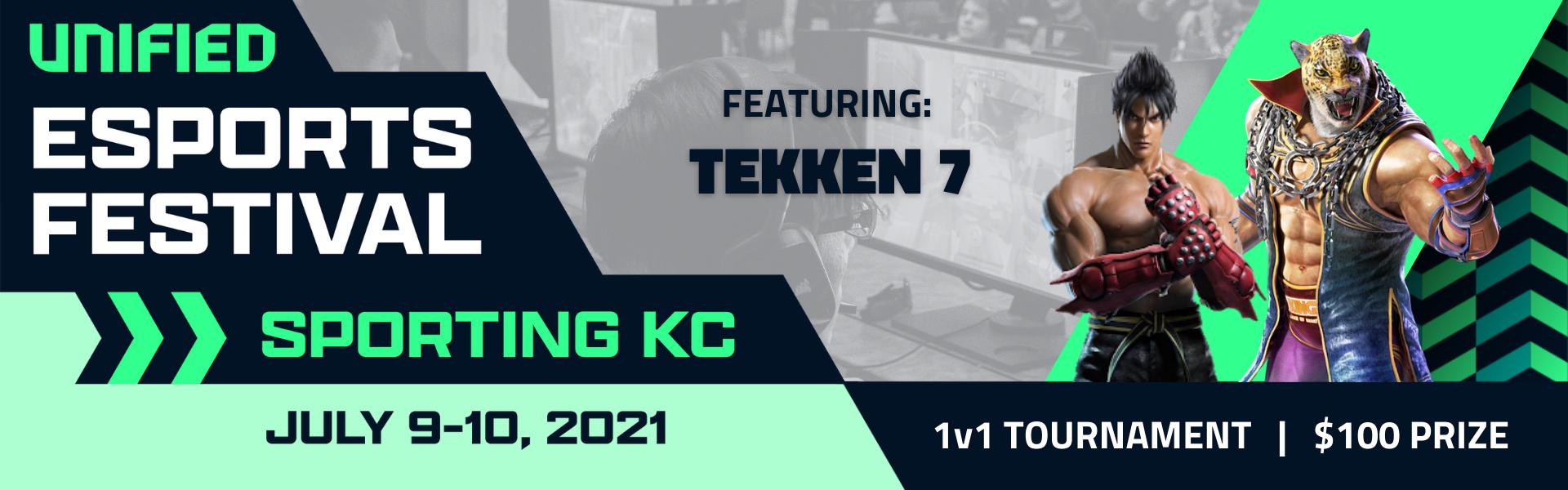EF:SKC Featuring Tekken 7 (PS4)