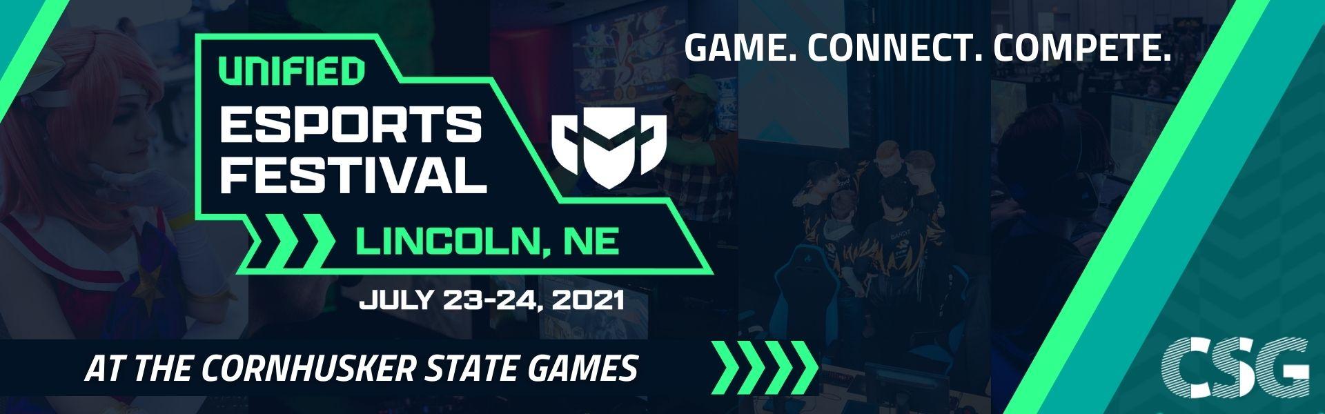 General Admission for Esports Festival: Lincoln, NE