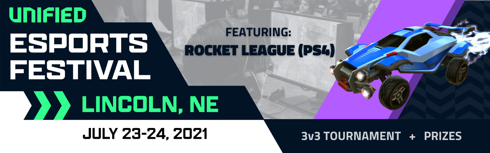 EF:CSG Featuring Rocket League (PS4)