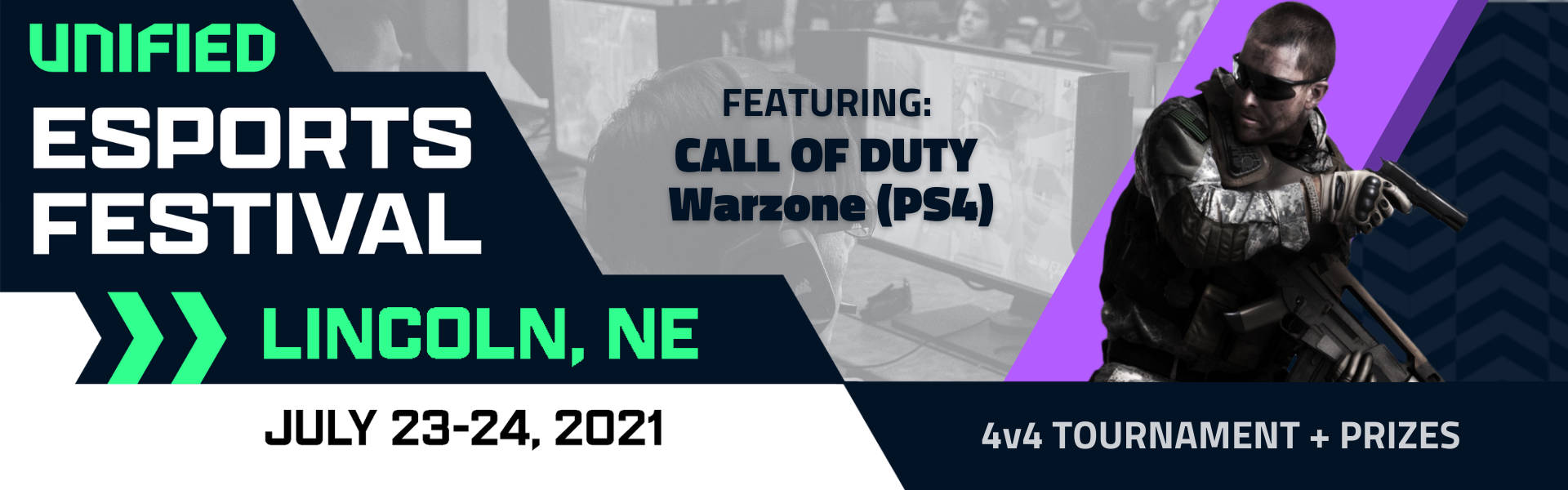 EF:CSG Featuring Call of Duty: Warzone (PS4)