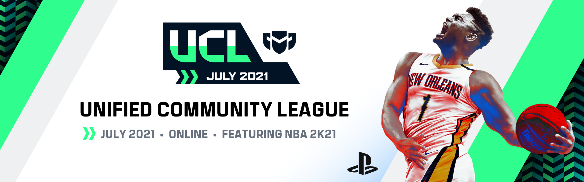 July UCL: Featuring NBA2K21 – PS4