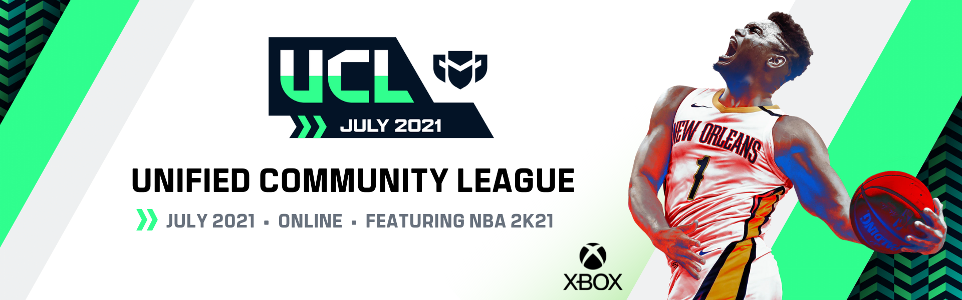 July UCL: Featuring NBA2K21 – Xbox One