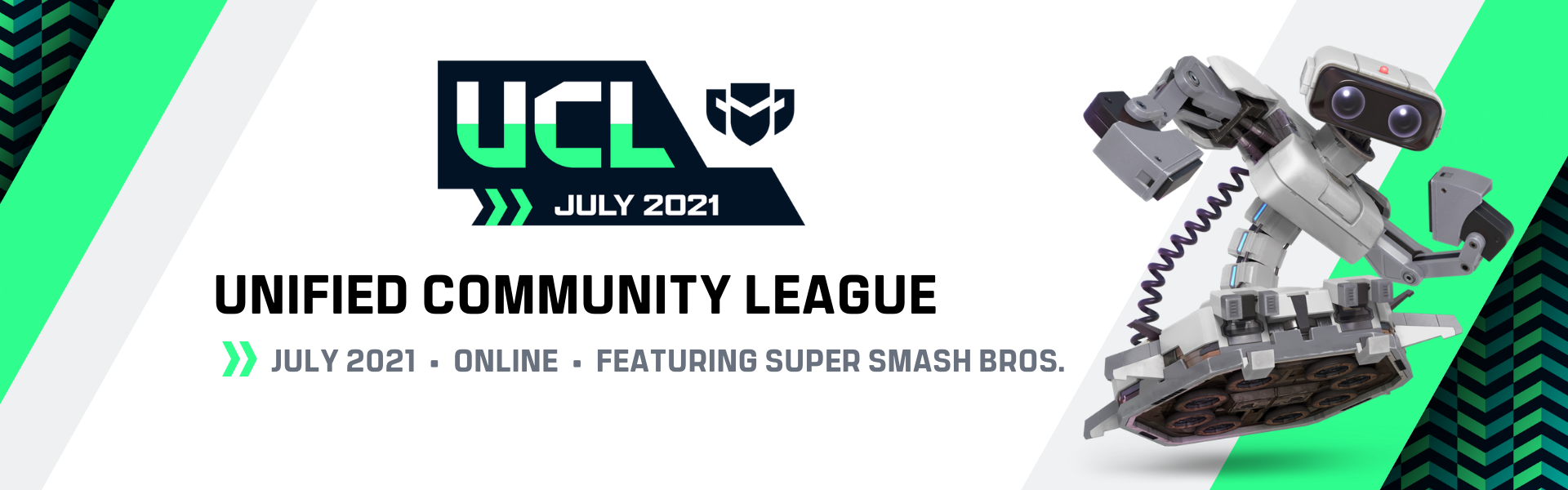 July UCL: Featuring Super Smash Bros. Ultimate