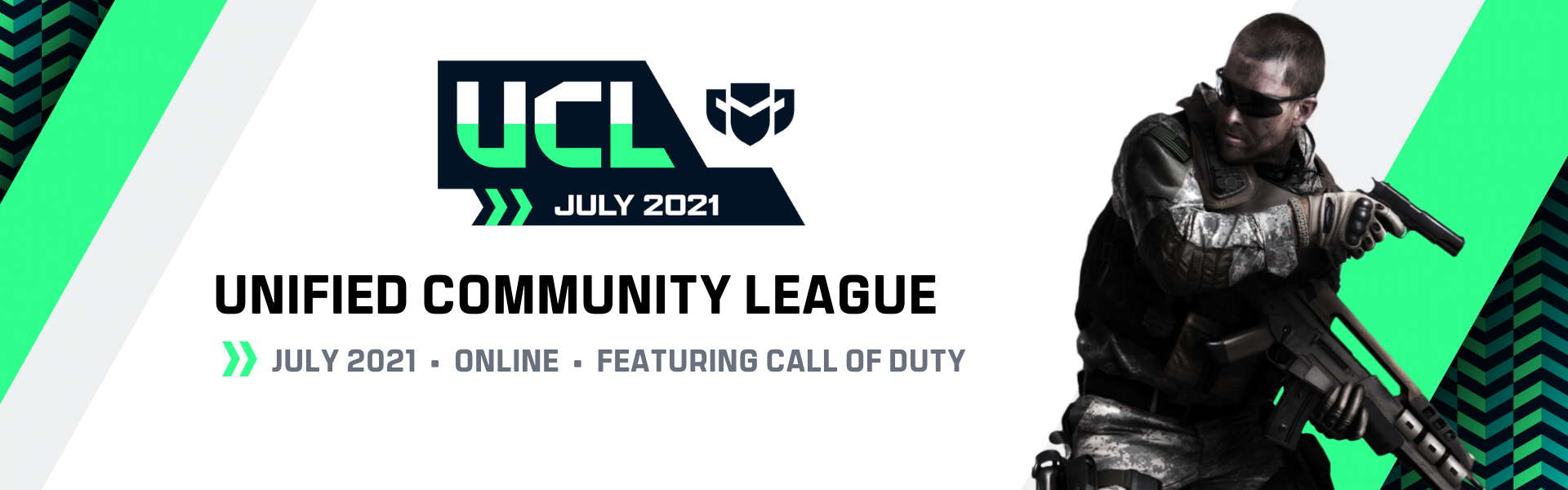 July UCL: Featuring Call of Duty Warzone