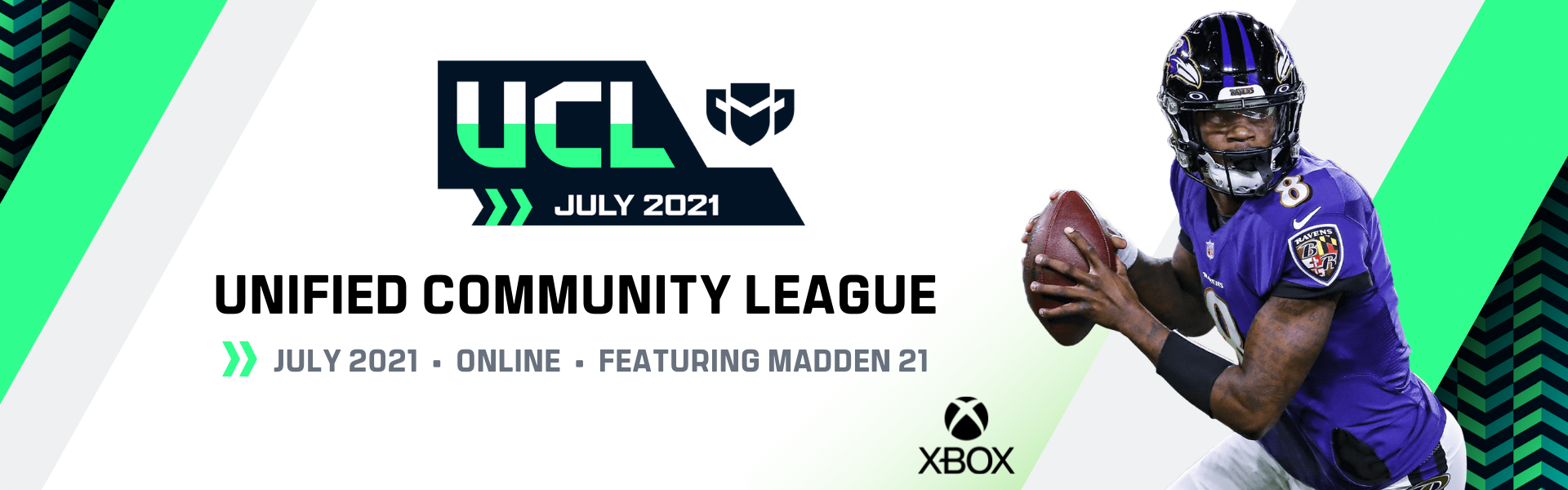 July UCL: Featuring Madden 21 – XBOX