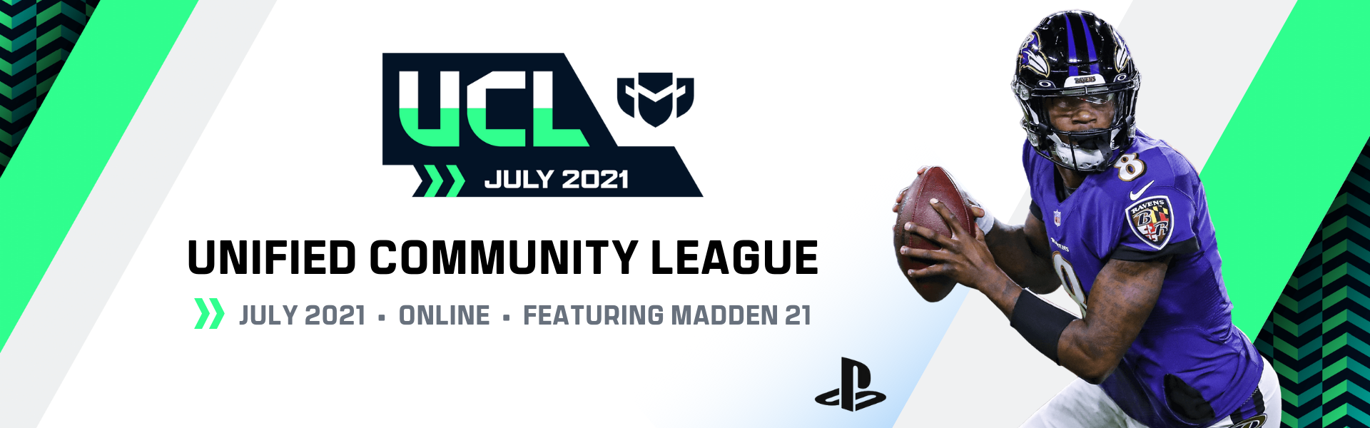 July UCL: Featuring Madden 21 – PS4