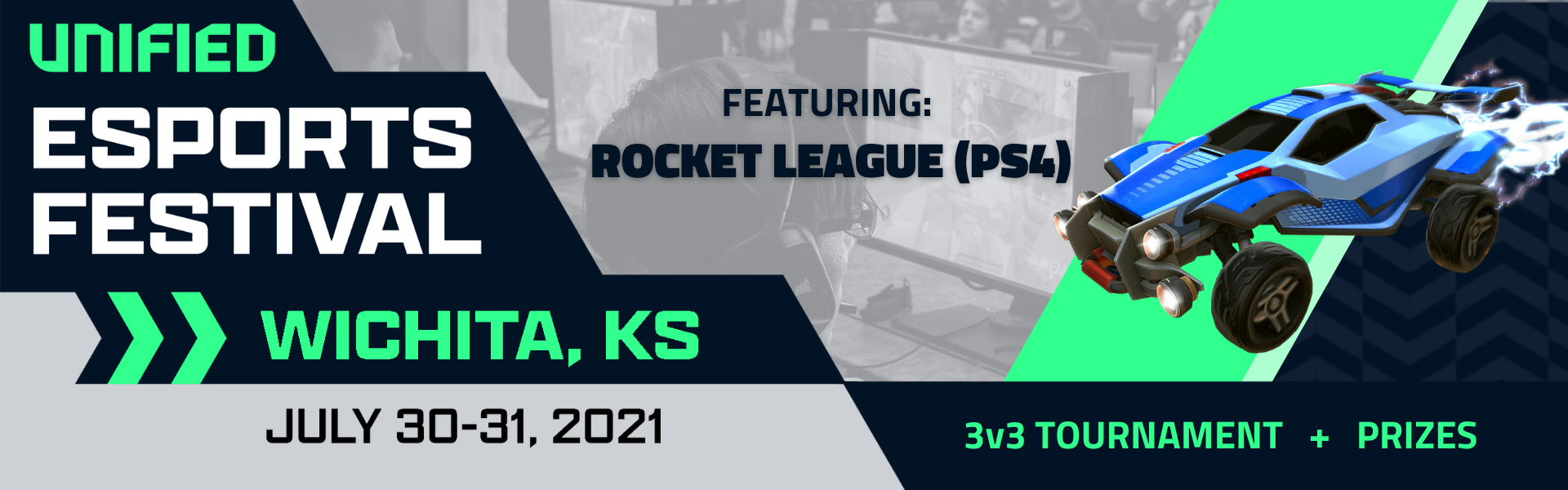 EF:ICT Featuring Rocket League (PS4)