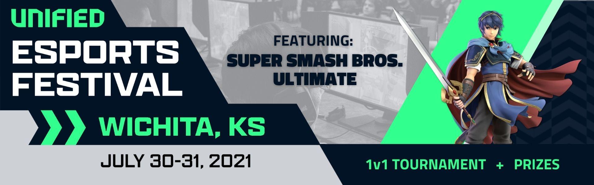 EF:ICT Featuring Super Smash Bros. Ultimate (Switch)