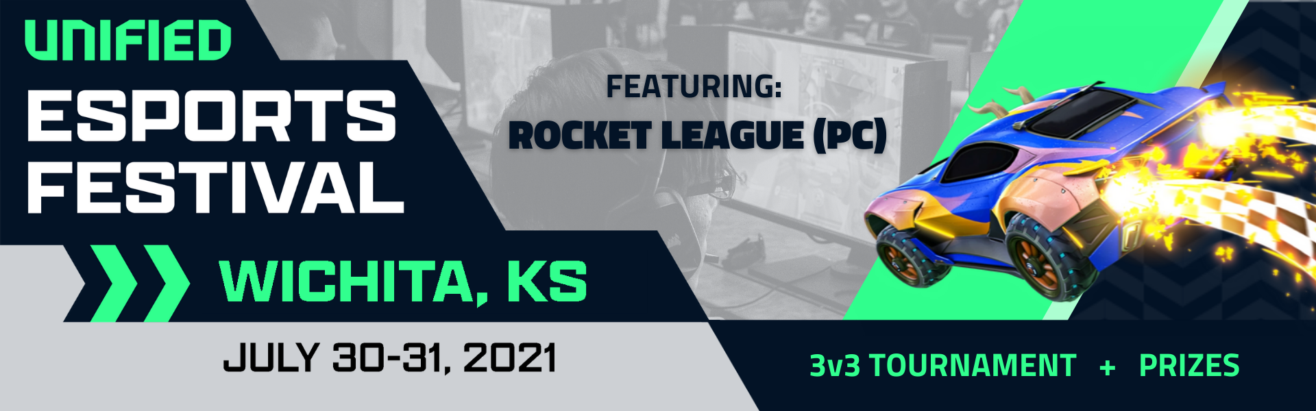 EF:ICT Featuring Rocket League (PC)