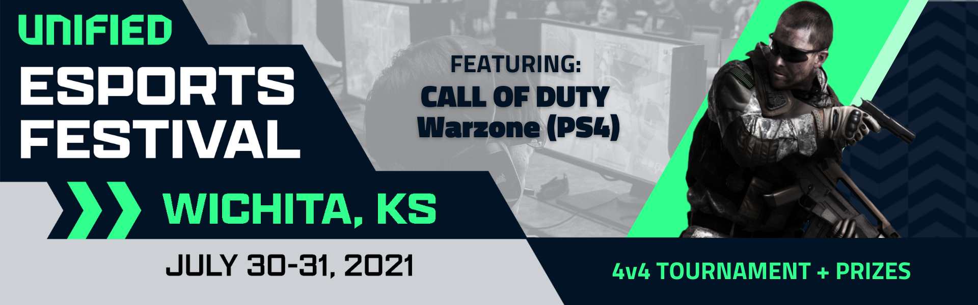 EF:ICT Featuring Call of Duty: Warzone (PS4)