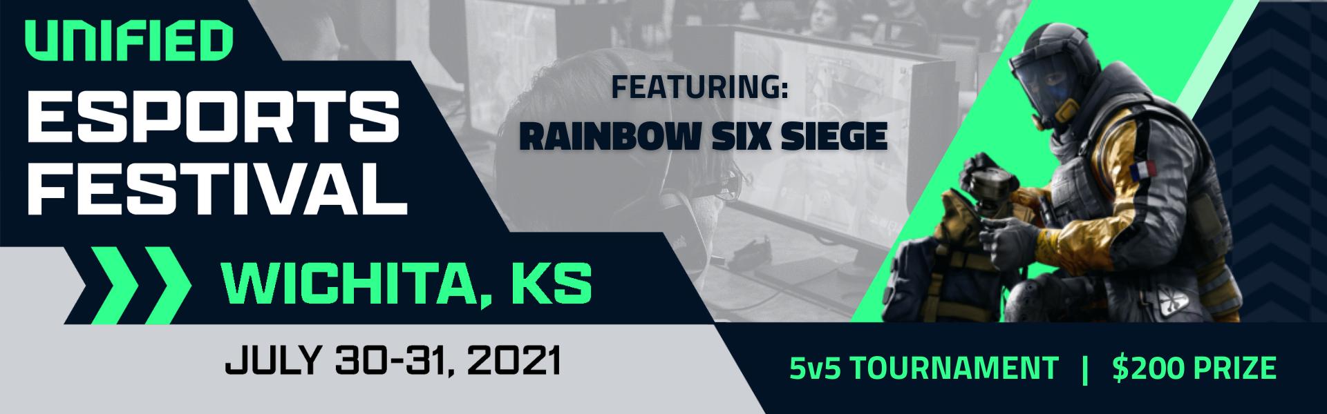 EF:ICT Featuring Rainbow Six Siege (PC)