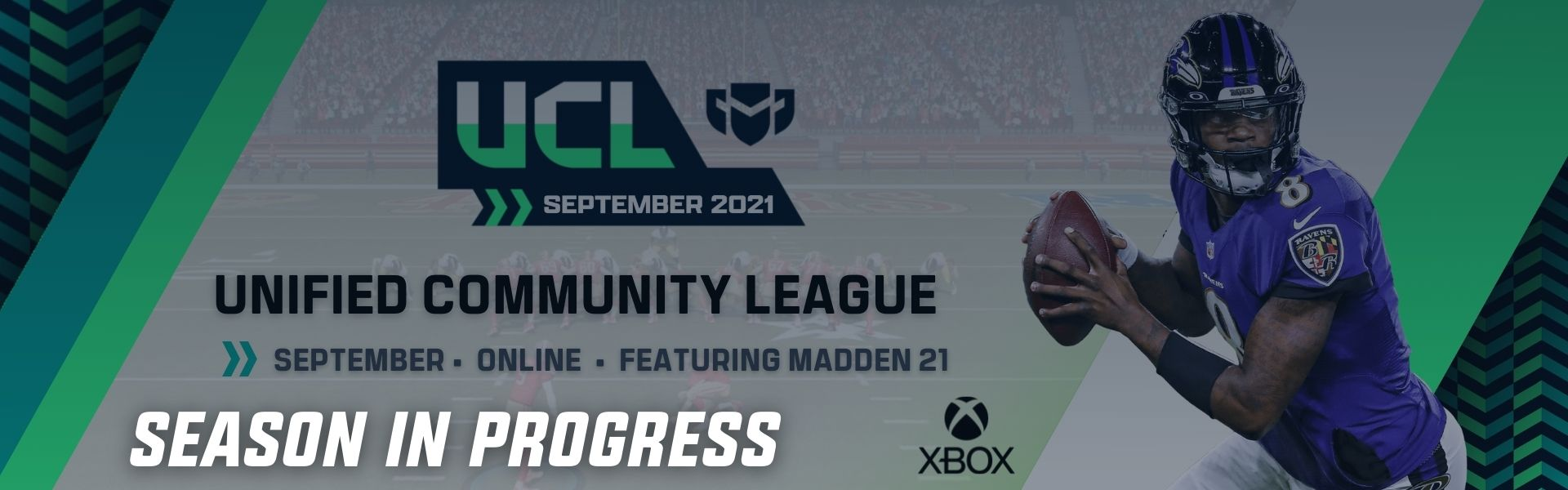 September UCL: Featuring Madden 21 – XBOX