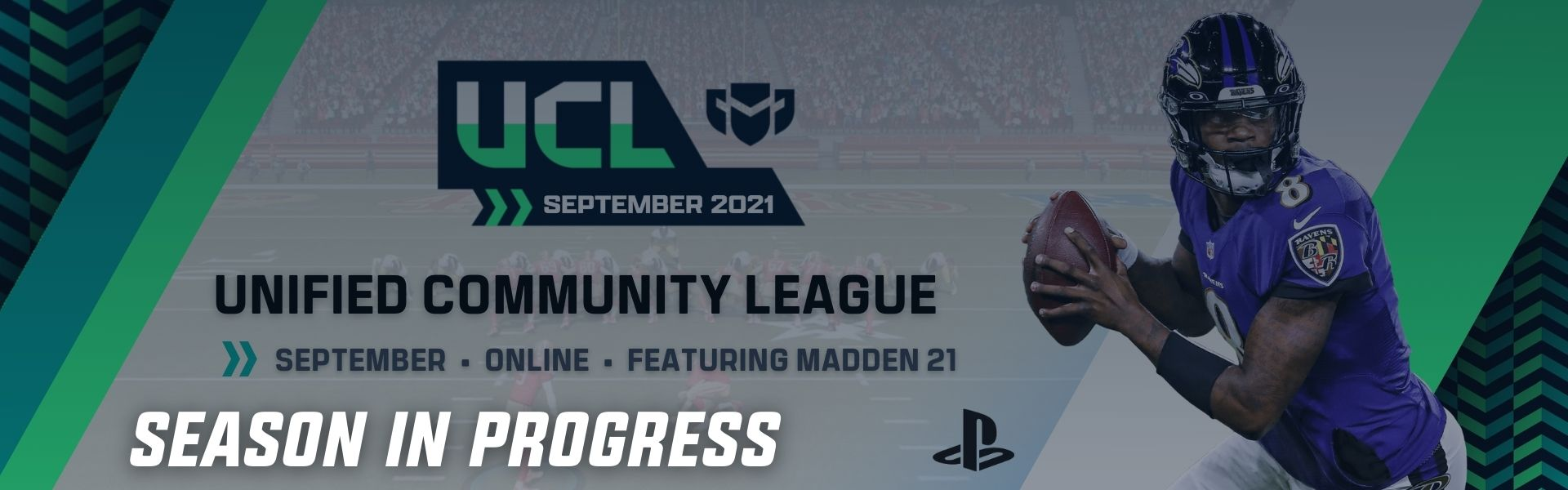 September UCL: Featuring Madden 21 – PS4