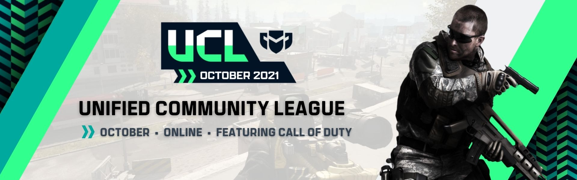 October UCL: Featuring Call of Duty Warzone