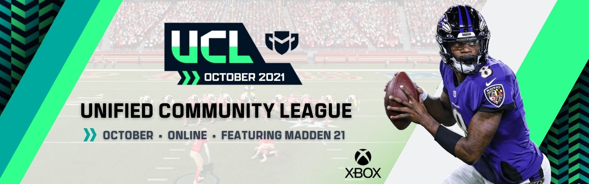 October UCL: Featuring Madden 21 – XBOX
