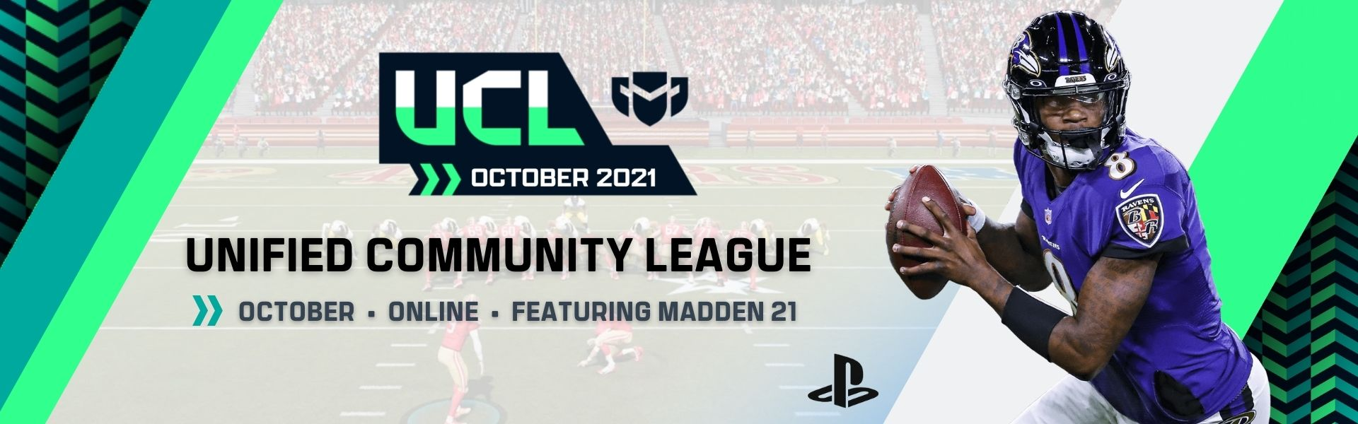 October UCL: Featuring Madden 21 – PS4