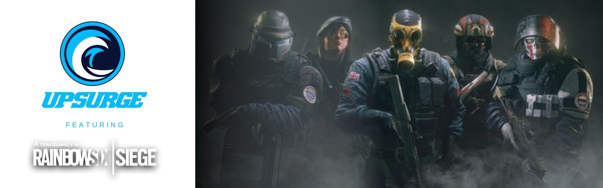 Upsurge Contenders League - Rainbow Six - Winter 2021