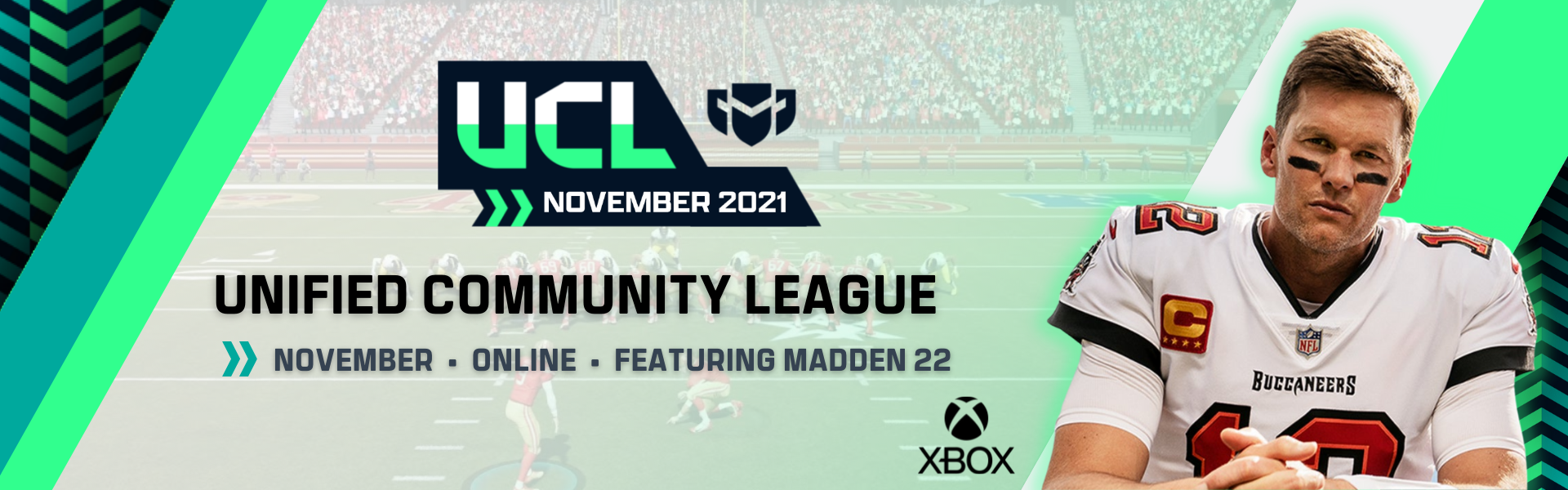 November UCL: Featuring Madden 22 – XBOX