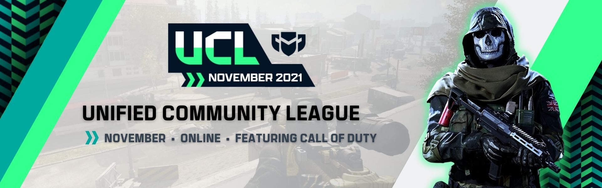 November UCL: Featuring Call of Duty Warzone