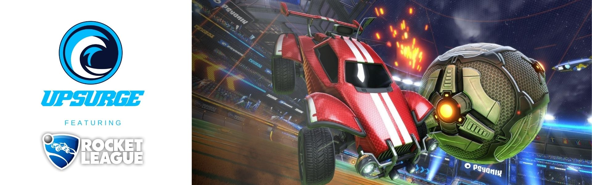 Upsurge Contenders League - Rocket League - Winter 2021