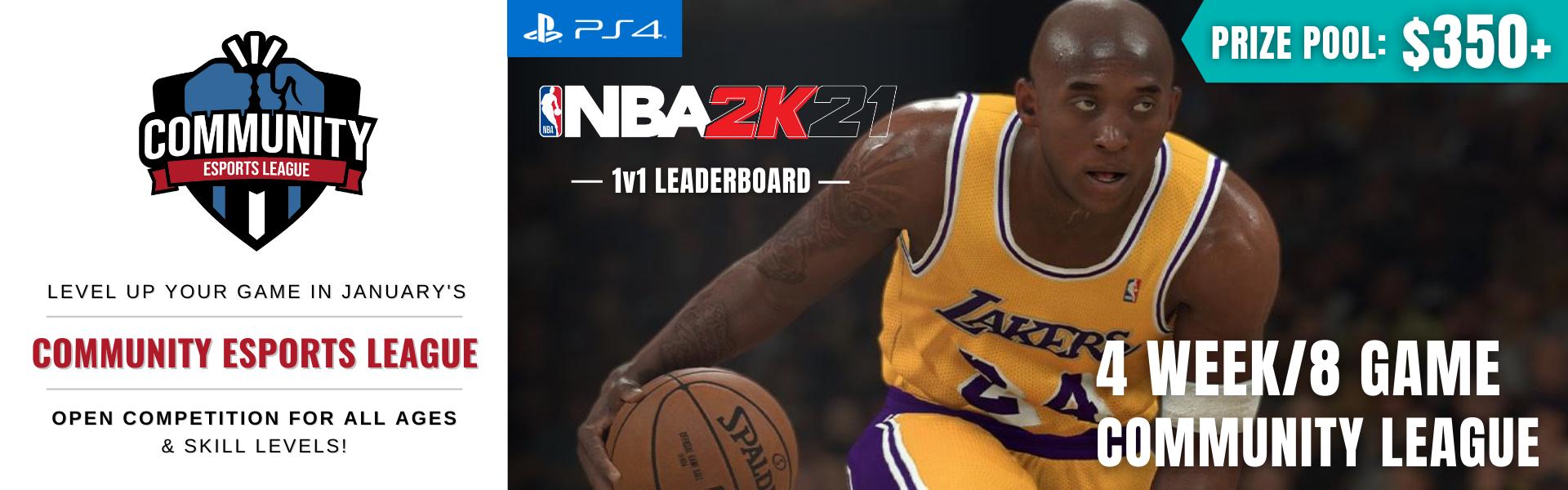 NBA2K21: January 21 – PS4